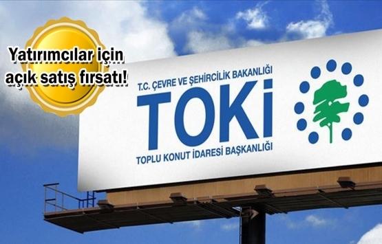 TOKİ İstanbul ve Kocaeli'de 8 muhtelif arsayı yarın satışa sunuyor!