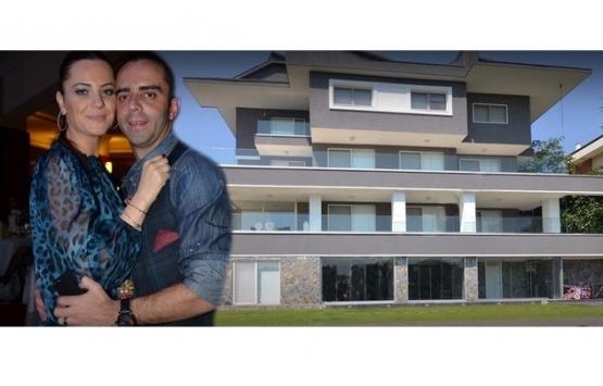 Semih Şentürk Beykoz'daki villasını 19 milyon TL'ye satışa çıkardı!