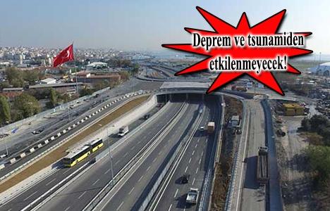 Avrasya Tüneli'nin açılışına