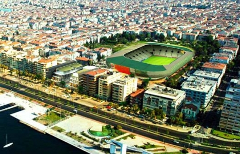 Karşıyaka Stadı yenileme