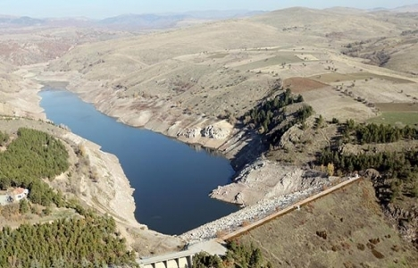 Ankara'nın barajları dolmuyor!