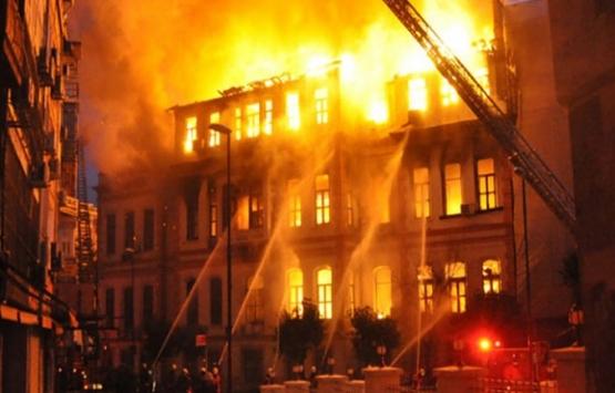 9 soruda yangın