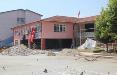 Sakarya'da 21 okulun