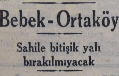 1946 yılında Boğaz'da