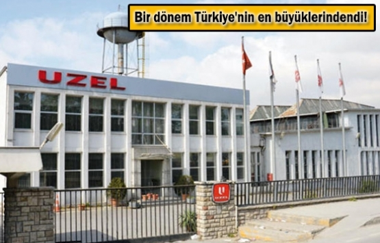 Uzel'in fabrika binası