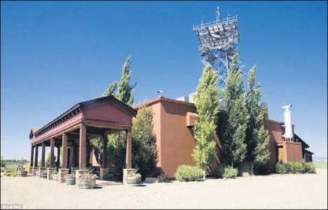 ABD'nin Colorado eyaletinde nükleer saldırıya bile dayanıklı 'sığınak ev' inşa edildi!