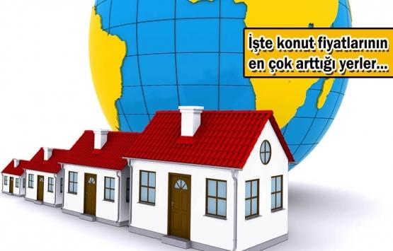 Türkiye ev fiyat artışında dünya şampiyonu!