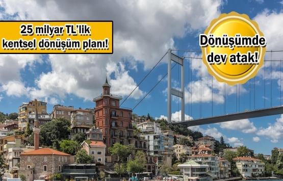 Akıllı şehirler geliyor: 80 bin konut dönüşüyor!