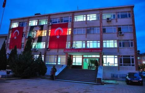 Lüleburgaz yeni hükümet binası gün sayıyor!