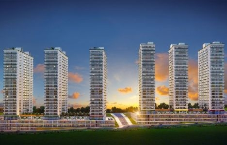 Mina Towers Fikirtepe