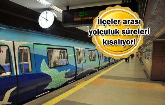 İstanbul'da inşaatı devam eden metro hatları ile dakikalarla yolculuk!