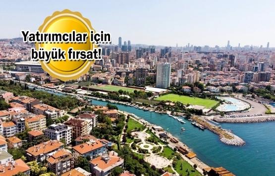 Milli Emlak'tan İstanbul'da satılık 102 gayrimenkul!