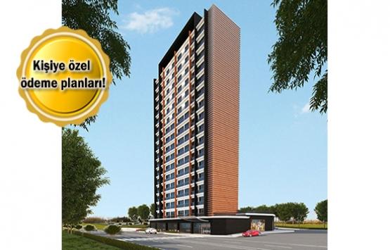 Arş Rezidans'ta 455 bin TL'den başlayan fiyatlarla! Yeni proje!