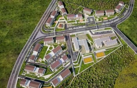 TOKİ'den Kayaşehir'e devasa