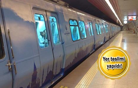 Mahmutbey-Bahçeşehir-Esenyurt metrosunun inşaatı