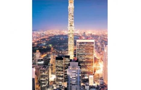 Khaleesi kulesi New York'u sallayacak!