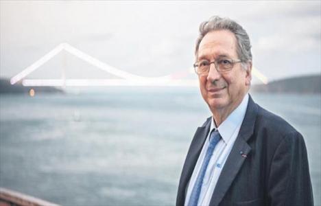 Mimar Michel Virlogeux, Yavuz Sultan Selim Köprüsü'nü anlattı!