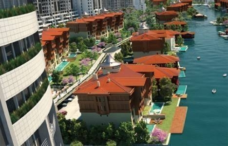 Bosphorus City'de icradan
