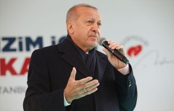 Cumhurbaşkanı Erdoğan: Ada bazlı imar anlayışı yaygınlaşmalı!