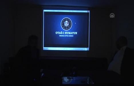 Osmanlı Otağı turizme