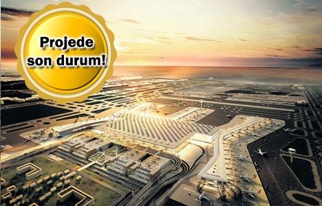3. Havalimanı'nın inşaatı yüzde 55 tamamlandı!