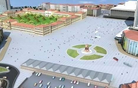 Taksim Meydanı Yayalaştırma Projesi tamamlanıyor!