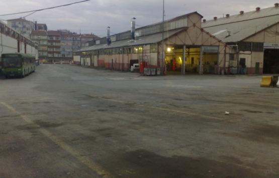 Topkapı İETT garajı