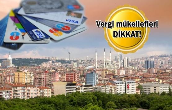 Kredi kartıyla ödeme kolaylığı!