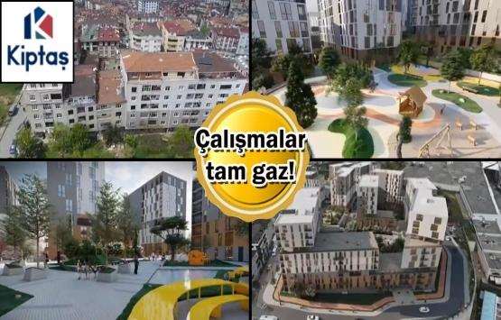 KİPTAŞ'tan Eyüpsultan kentsel dönüşüm projesinde müjdeli haber!
