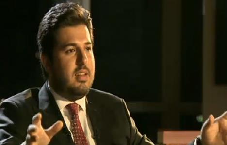 Reza Zarrab Kabataş'ta