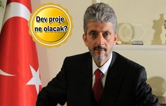 Mustafa Tuna'dan Ankapark açıklaması!