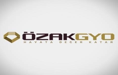 Özak GYO Aktay Turizm birleşiminde 3 yıllık finansal rapor yayınlandı!