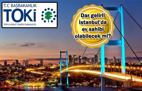 TOKİ 2018'de İstanbul'da