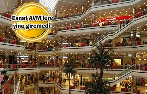 AVM'lerde kira fiyatları