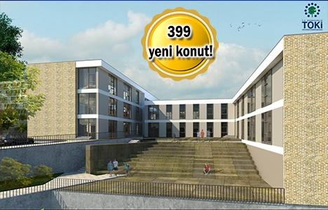 TOKİ'den Kayaşehir'e yeni