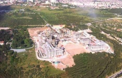 Başbakanlık Konutu inşaat