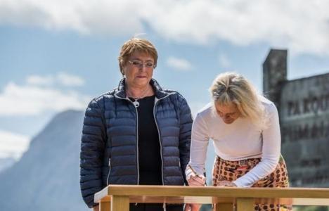 Kristine McDivitt Tompkins, Şili'ye Malta'nın 13 katı arazi bağışladı!
