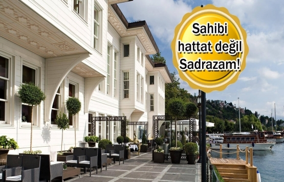 Hacizlik otel Les Ottomans'ta bir garip olay!