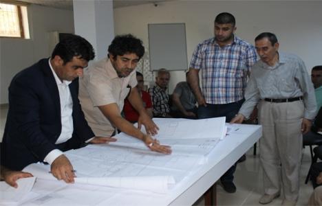 Mardin Suka Ellafa Çarşısı'ndaki dükkanlar restore edilecek!