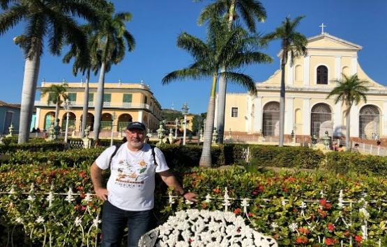 Varol Tezmen'den Küba'ya iltica girişimi!