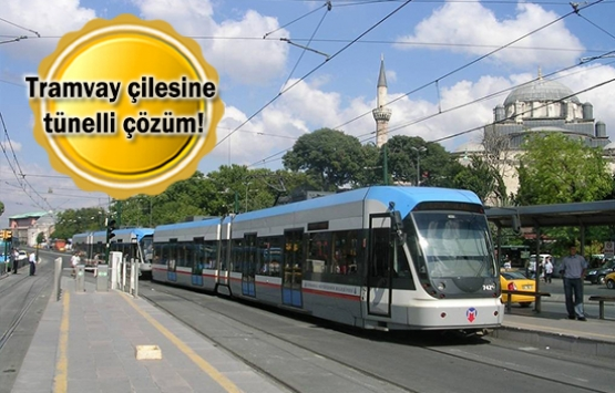 Zeytinburnu tramvayı yeraltına alınacak!