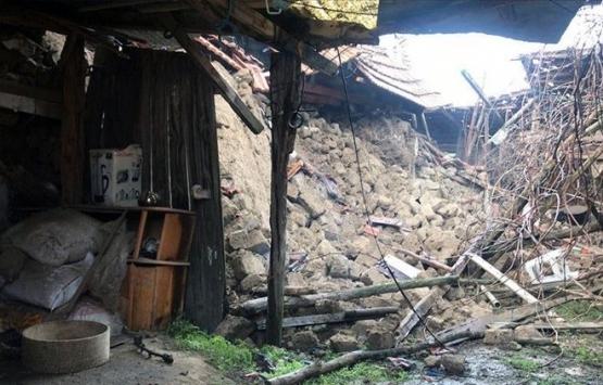 Denizli Acıpayam'daki depremden