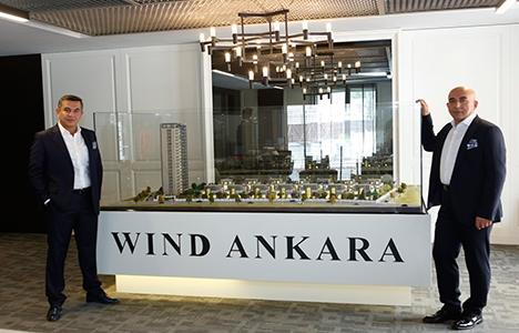 Wind Ankara ile huzur dolu bir yaşam hayat buluyor!