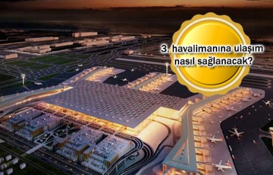 3. havalimanın ilk etabı 4 ay sonra açılacak!
