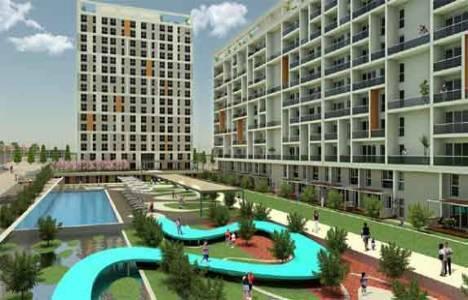 Soyak Evostar & Soyak Park Aparts projelerinden 106 konut Emlak Konut mülkiyetine bırakıldı!
