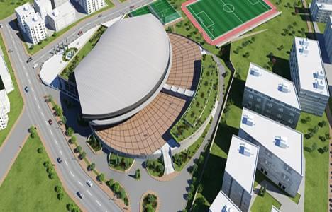 Küçükçekmece Arena'nın iklimlendirme de tercihi FORM oldu!