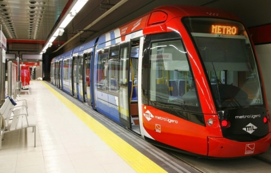 Metrolara hastane modeli geliyor!