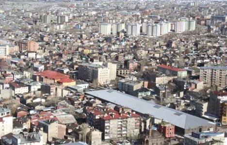 Erzurum'da Haziran ayında