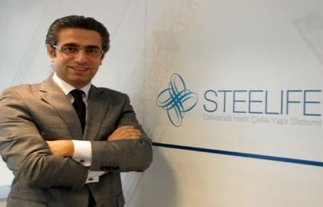 Steelife hafif çelikle