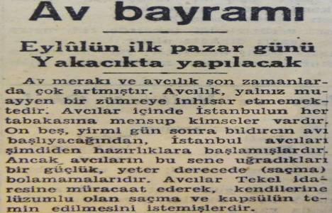 1946 yılında Yakacık'ta
